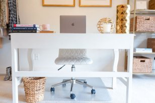 New Assistant Office Design Reveal & meet the NEW Assistant!