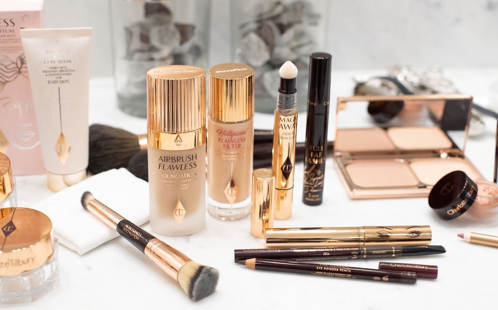 Charlotte Tilbury: Updated Daily Make-Up Routine