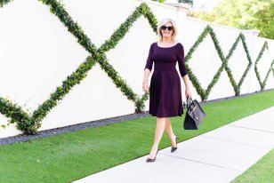 Fall Color Trends: Aubergine