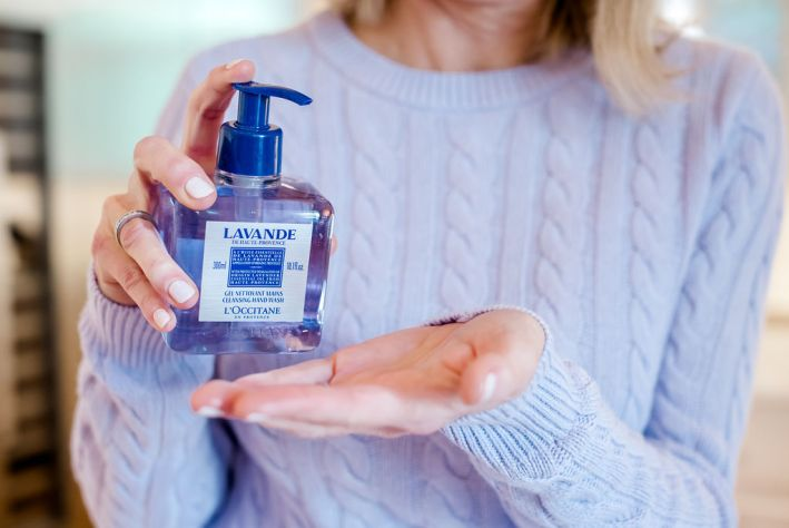 Give L'Occitane this holiday season