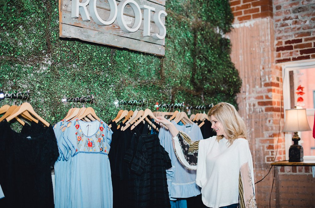 Roots Boutique in Waco, TX