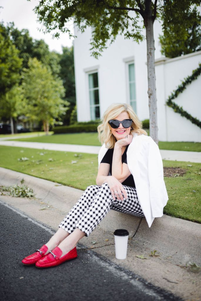 How to wear the classic gingham trend this Summer
