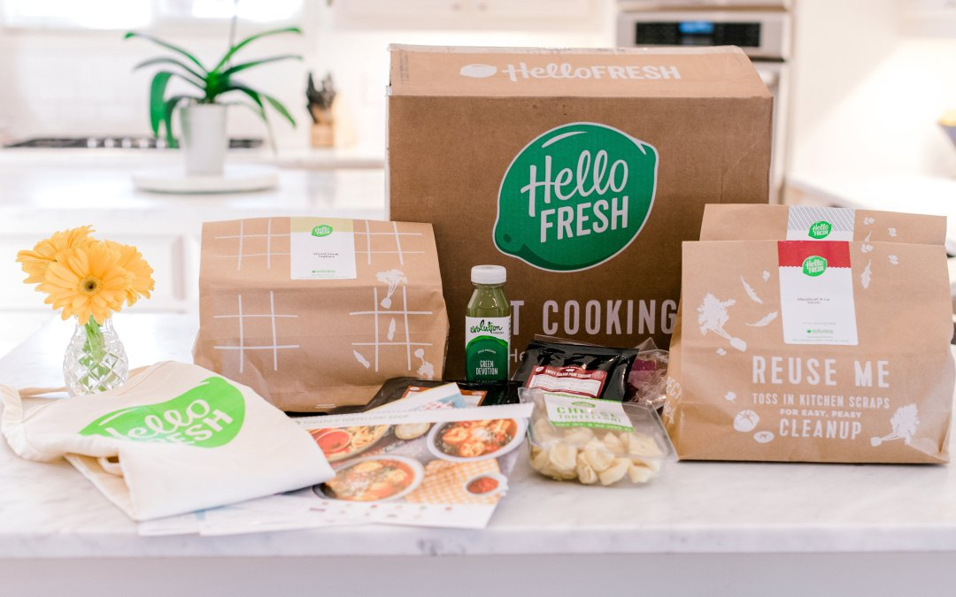Let's give HelloFresh a try