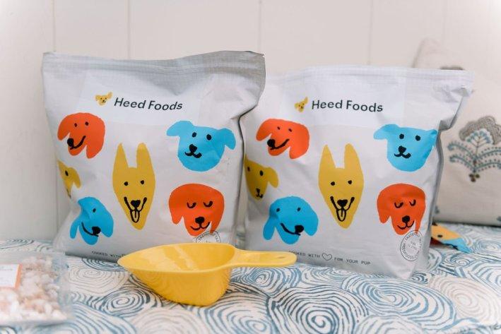 Heed Foods kibbles