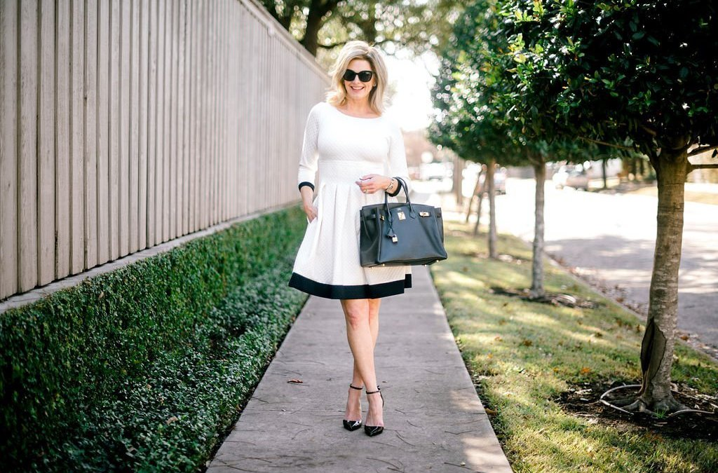 Why You Should Own A Fit & Flare Dress