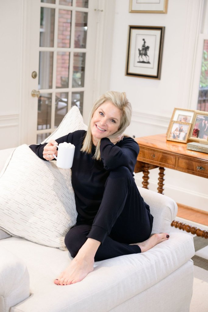 Tanya Foster in Cozy Earth Loungewear