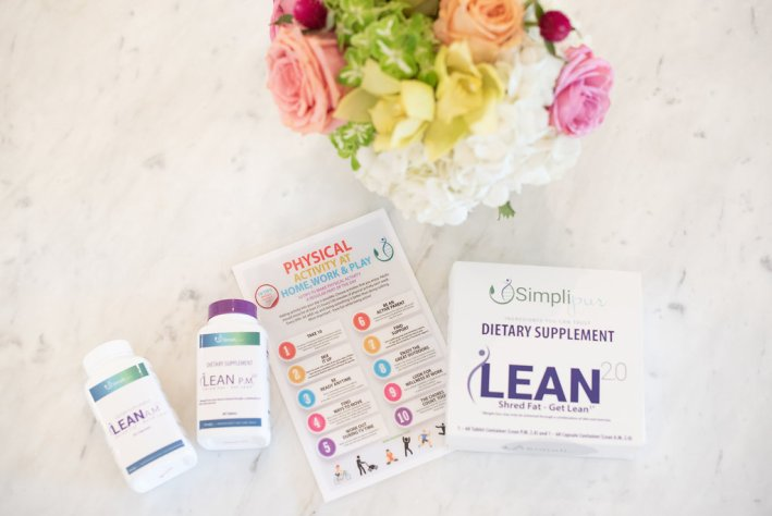Tanya Foster uses Lean 2.0 as a fat burner.