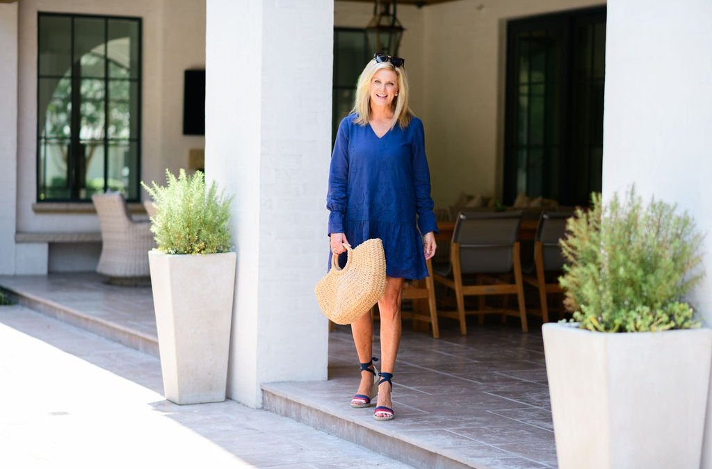 The Eyelet Dress of the Summer