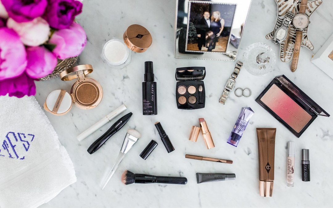 My daily make-up routine and how to keep your brows in shape