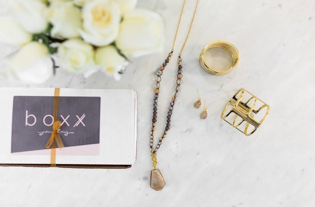 Introducing BOXX Jewelry