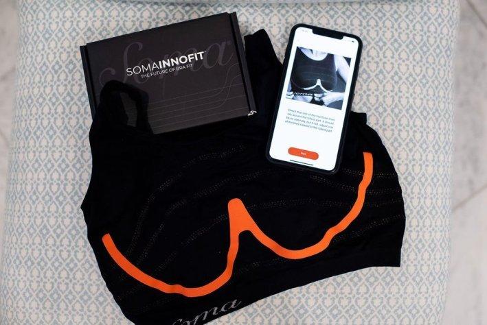 Check out how the SomaInnofit bra has revolutionized bra sizing!