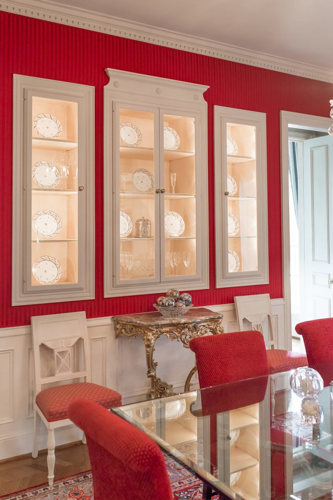 Dining Room Remodel Plans | BEFORE | Tanya Foster | Dallas Lifestyle ...