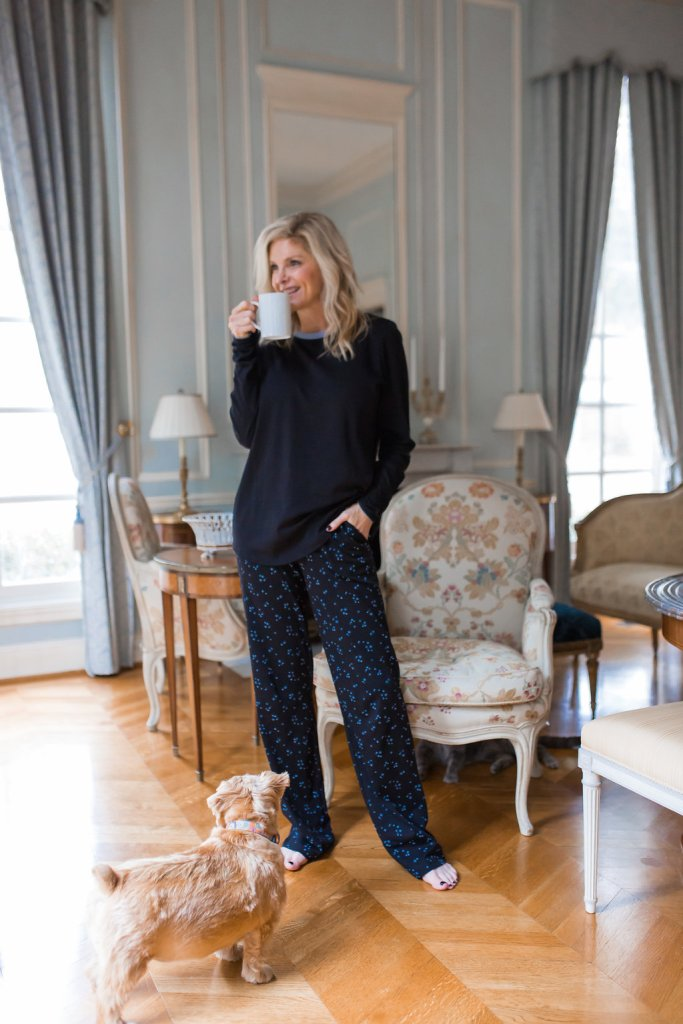 Lounge wear round up on TanyaFoster.com