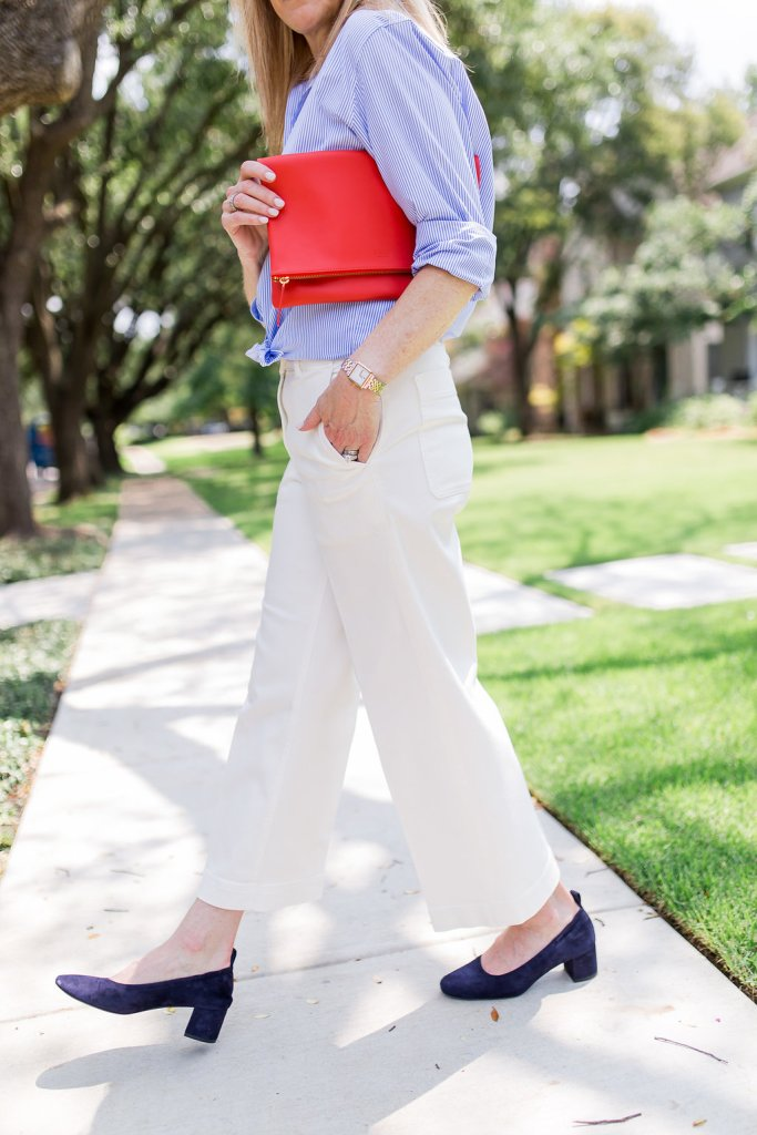 Everlane pieces to get you through the rest of summer on TanyaFoster.com