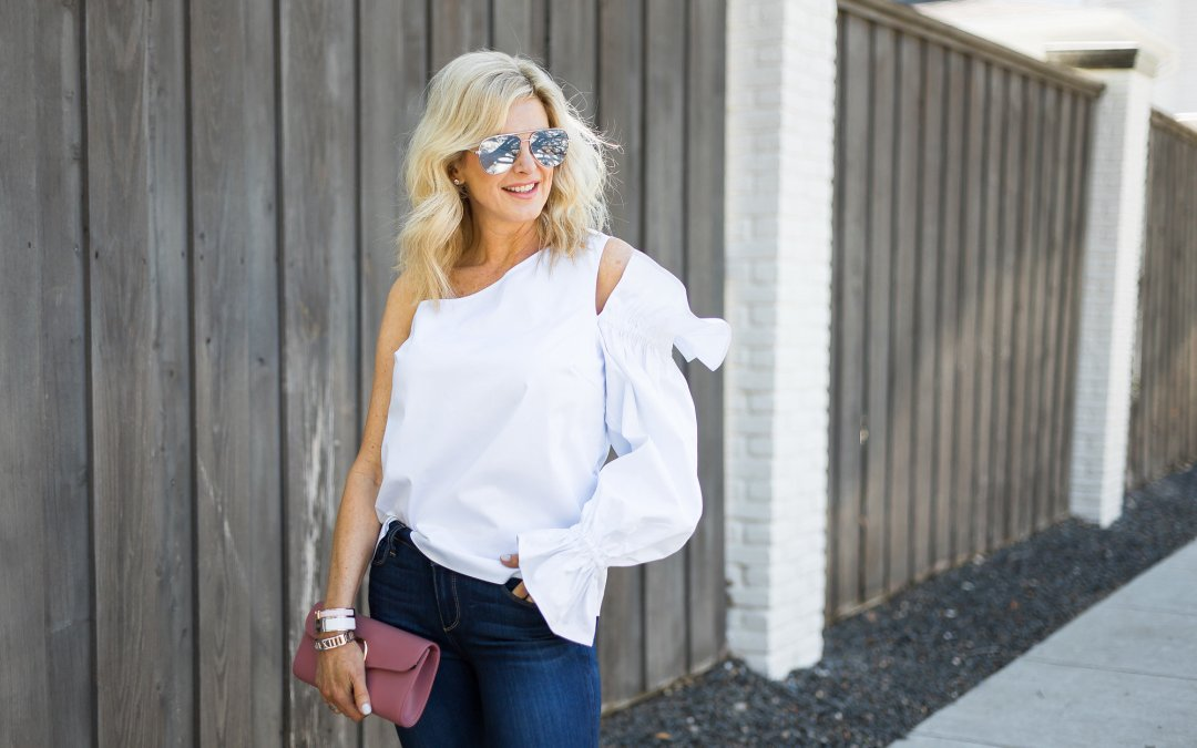 Casual and cool weekend wear with Nordstrom