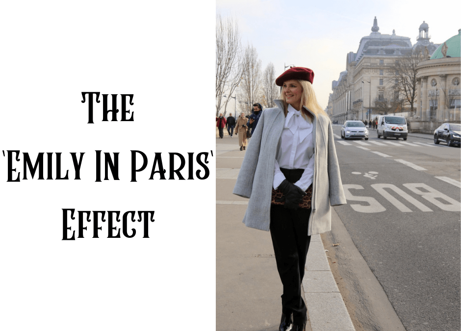 The 'Emily In Paris' effect