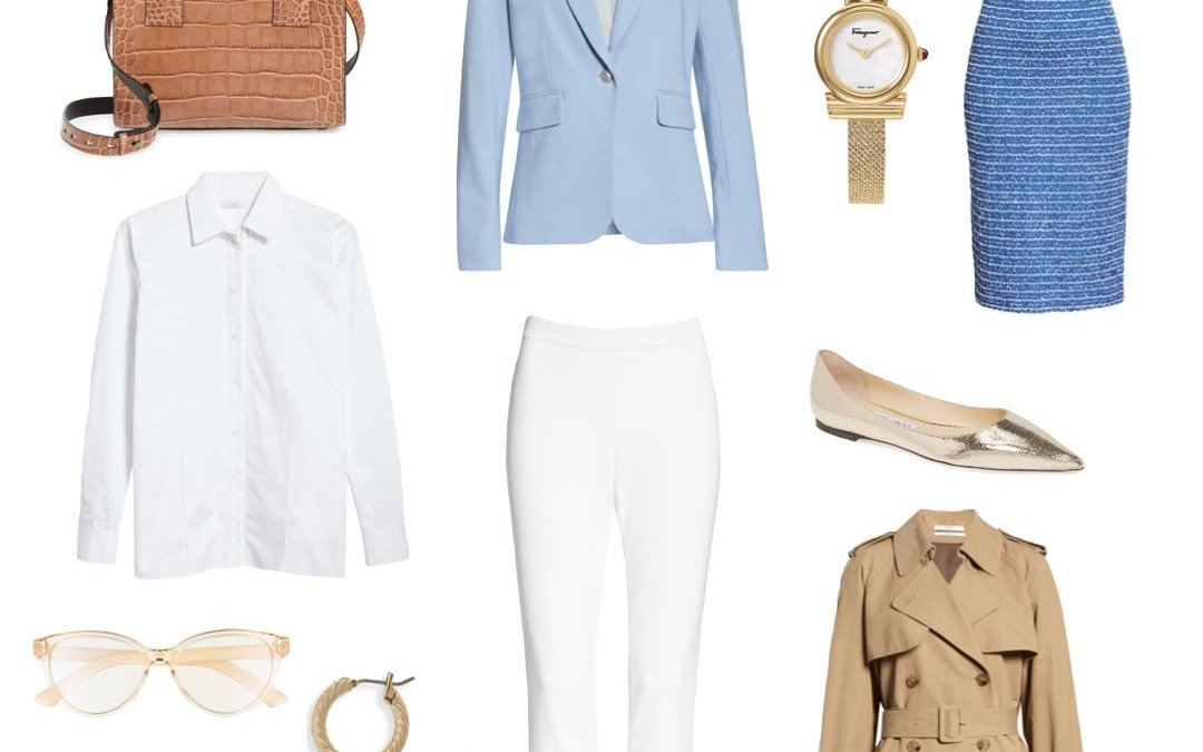 Work Style with Nordstrom
