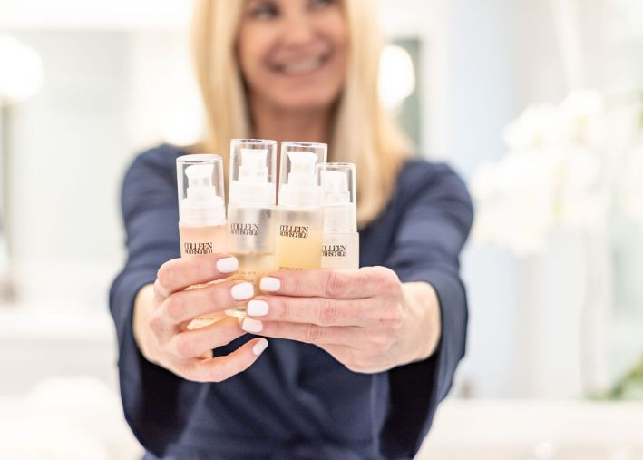 tanya foster holding colleen rothschild product