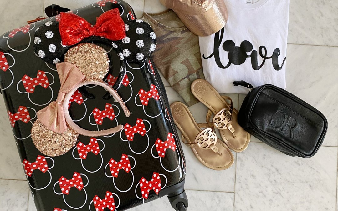 What to Wear (and do) on a Disney trip