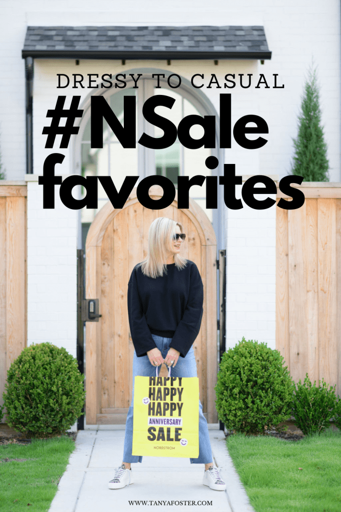 dressy to casual #NSale favorites