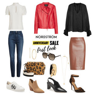 First Look: Nordstrom Anniversary Sale ICON EARLY ACCESS