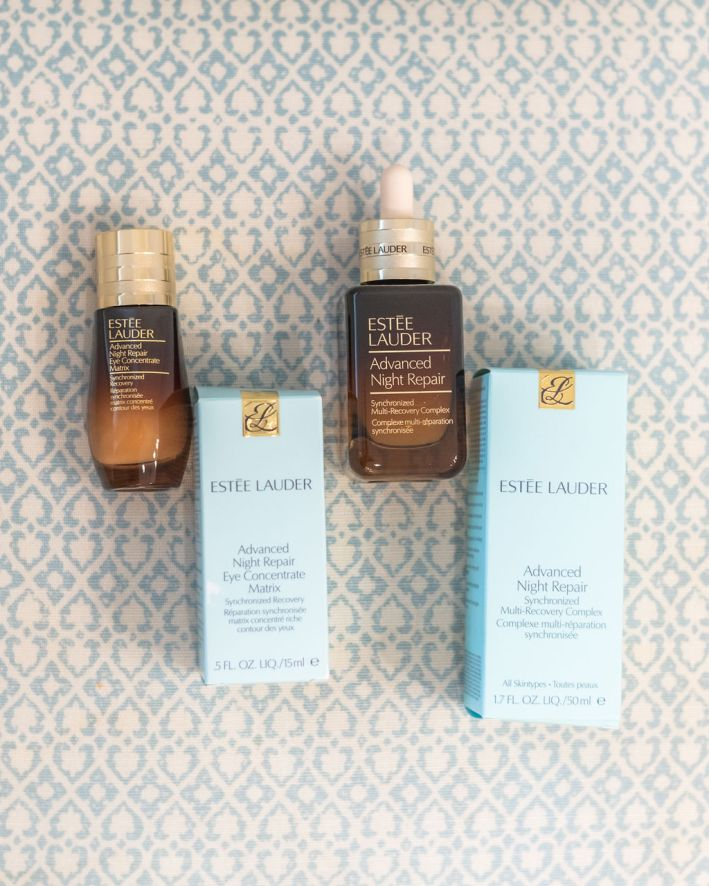 estee lauder nighttime products