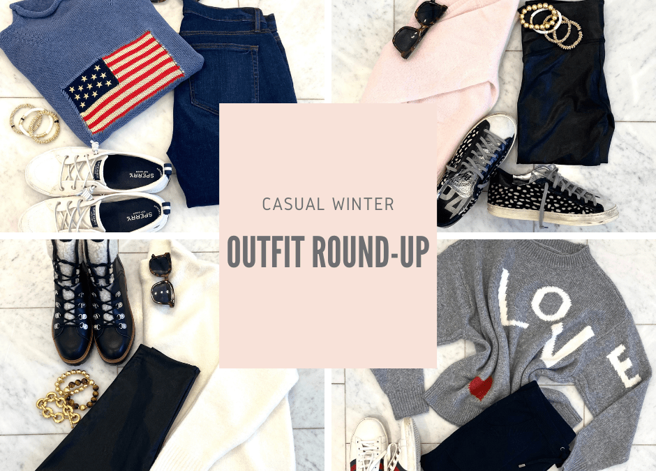 Casual Winter Outfit Round-Up