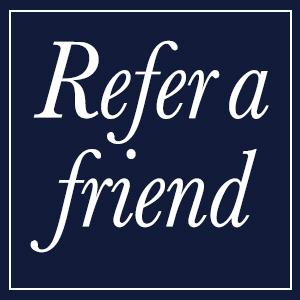 Refer a Friend program for TanyaFoster.com