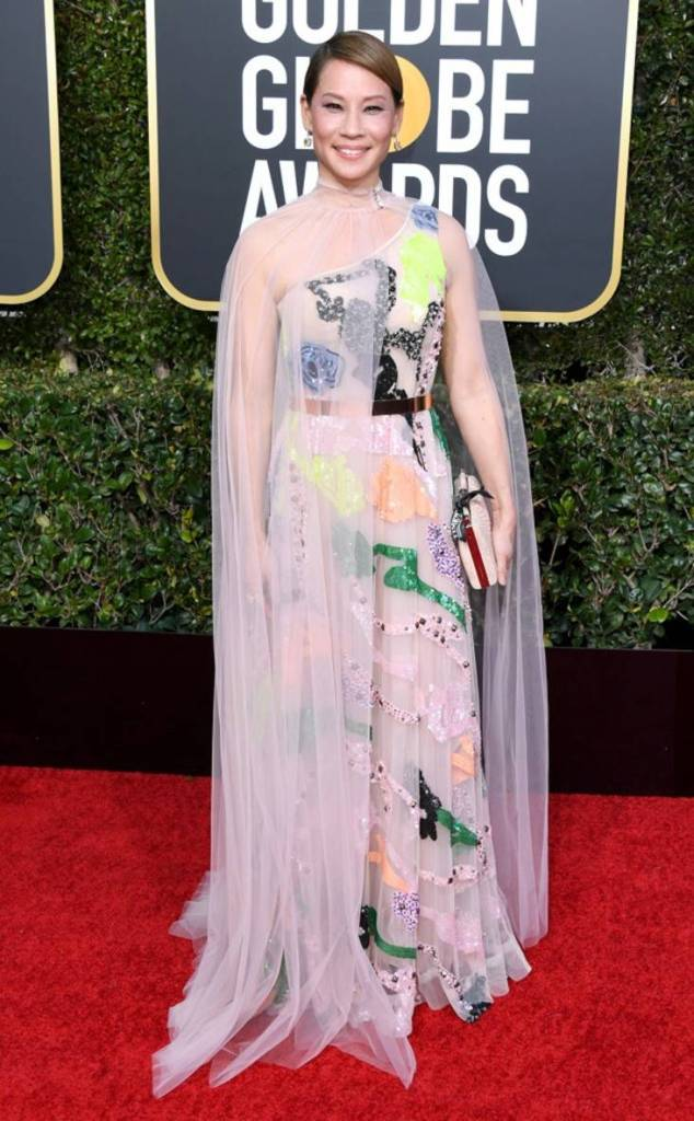 2019 Golden Globes Fashion Review