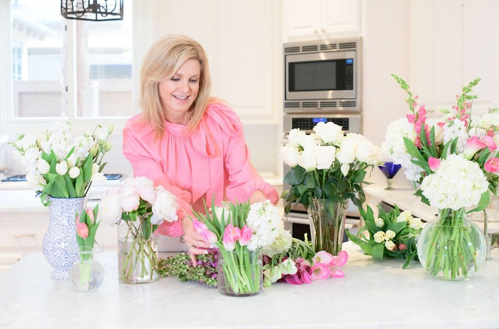 How to create your own floral arrangements