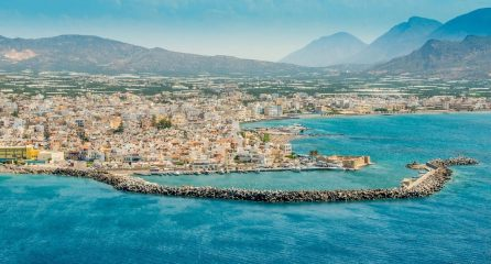 Ierapetra, Crete island - my travels booster