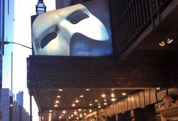 My odd Broadway trip, NYC