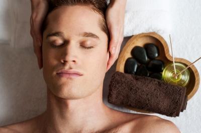 Benefits of a Head Massage. Photo credit - stockimages