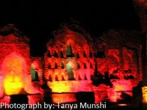 Light & Sound Show at Golconda Fort