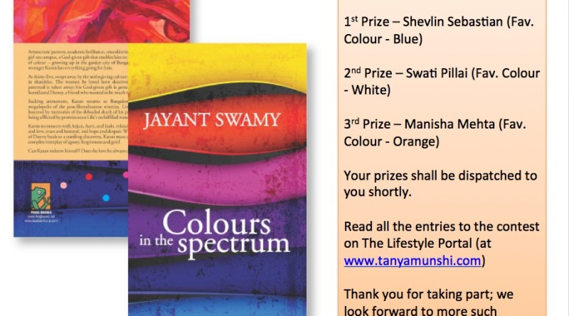 colour contest winners