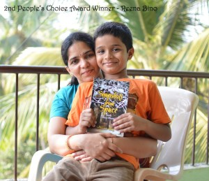 reena bino - 2nd People's Choice Award Winner