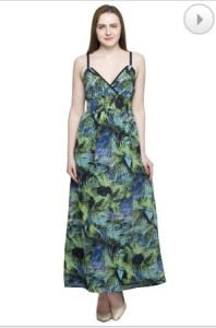Maxi Dress from Oxolloxo