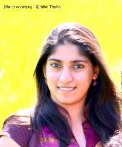 Rithika Thalla profile pic