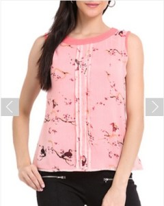 light printed top by Limeroad