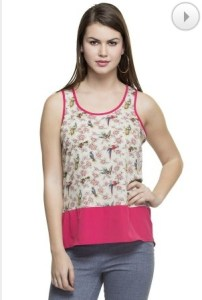 Stylish top at Oxolloxo