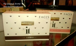 5 IT 60 Second Make Up Kits by Faces & The Trunk Label