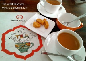 high on tea review