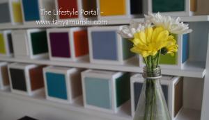 Asian Paints Woodtech Colour Palette