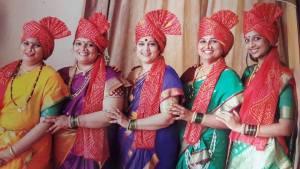 Paithani Nauvari