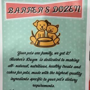 Welcome to Barker's Dozen