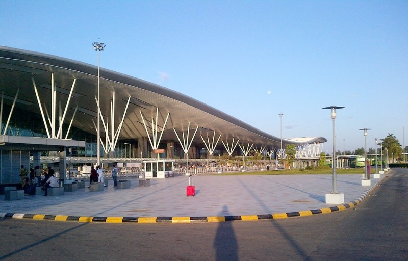 Kempegowda International Airport Bangalore