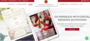 Make smarter decisions & planning with The Wedding Wishlist