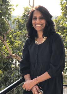 Shalini Singh, Founder, andwemet.com