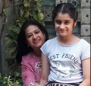 poyani & daughter