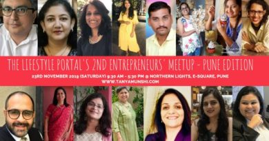 The Lifestyle Portal's 2nd Entrepreneurs' Meetup - Pune Edition